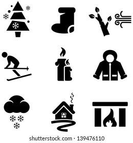 winter symbols