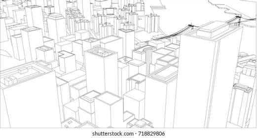 Urban Wire Images Stock Photos Vectors