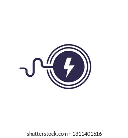 wireless charging station icon