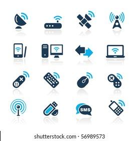 Wireless & Communications // Azure Series