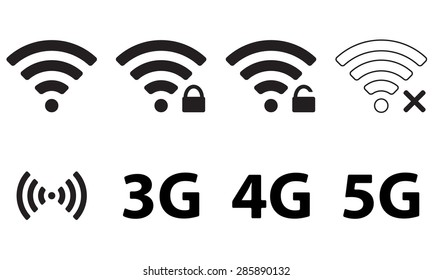 4g Wifi Images, Stock Photos & Vectors | Shutterstock