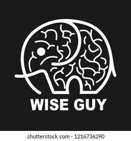 Wise Guy Icon