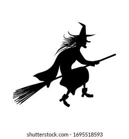 Rotzunge auf weißem Hintergrund zum Erstellen von Halloween-Designs. Vektorillustration.