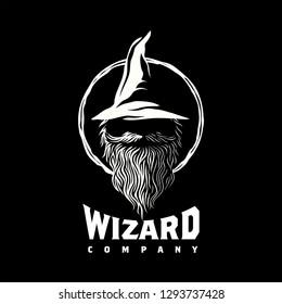 wizard warlock logo design inspiration