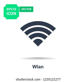 Wlan Signal Icon