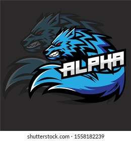 Wolves Gaming Logo Images Stock Photos Vectors Shutterstock