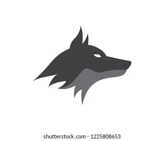 Ilustracoes Stock Imagens E Vetores De Wolf Perfil Shutterstock
