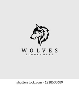 Wolf Logo For business/Company