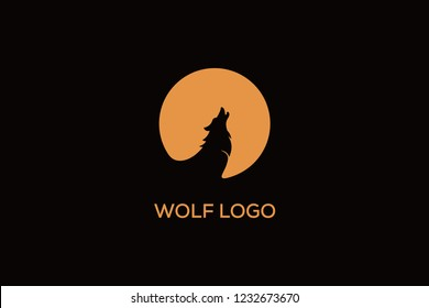Orange Wolf Images Stock Photos Vectors Shutterstock
