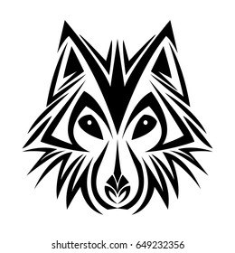 3 812 Tribal Tribal Wolf Images Royalty Free Stock Photos On