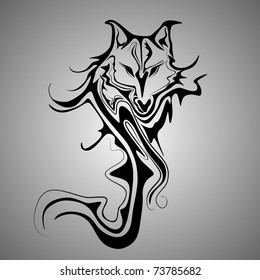 Royalty Free Wolf Tattoo Images Stock Photos Vectors Shutterstock