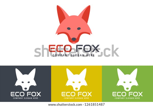 Wolf Vector Logo Front