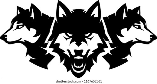 Wolfpack Animal Set