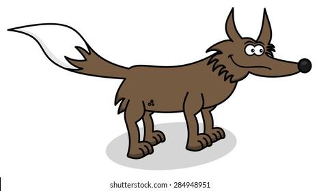 wolf's profile
