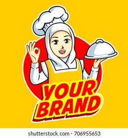 Muslim Chef Images Stock Photos Vectors Shutterstock