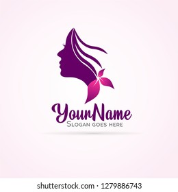 Beauty Face Logo Images Stock Photos Vectors Shutterstock