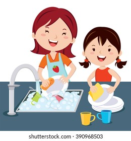 Kids Chores Images, Stock Photos & Vectors | Shutterstock