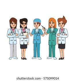 woman medical doctors