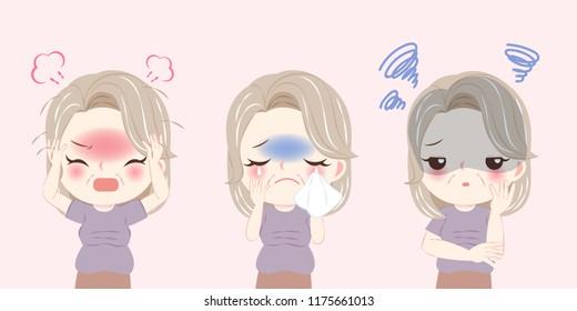Ilustraciones, imágenes y vectores de stock sobre Heart Pain