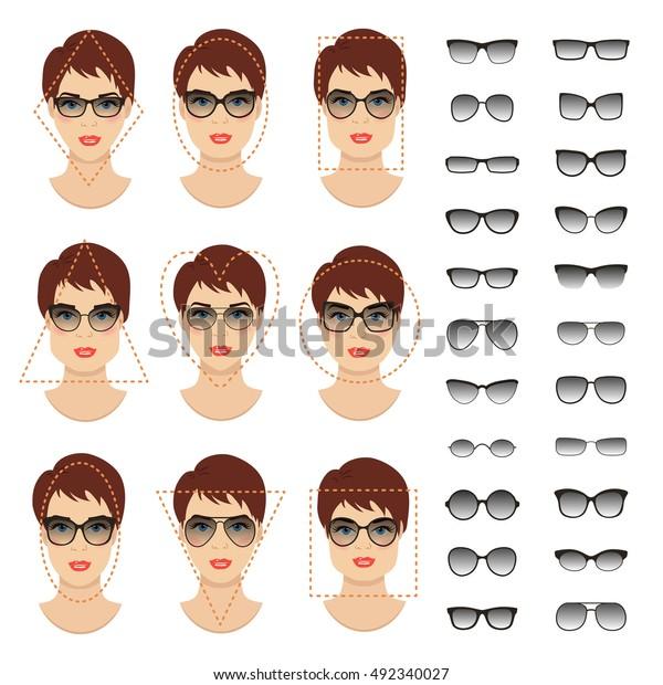 Lunettes de soleil pour visage ovale, lunette de soleil