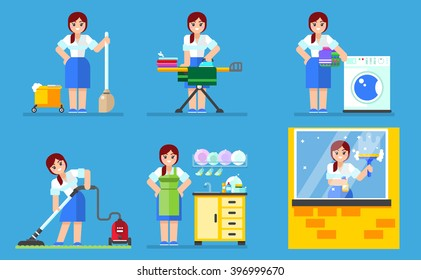Household Chores Images Stock Photos Amp Vectors Shutterstock