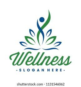 Woman Wellness logo design inspiration