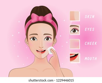 Foundation Not Makeup Images, Stock Photos & Vectors