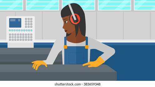 Ethnicity Business Factory Stock Illustrations, Images