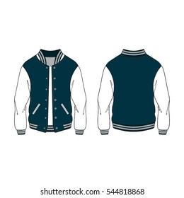 Varsity Jacket Images Stock Photos Vectors Shutterstock