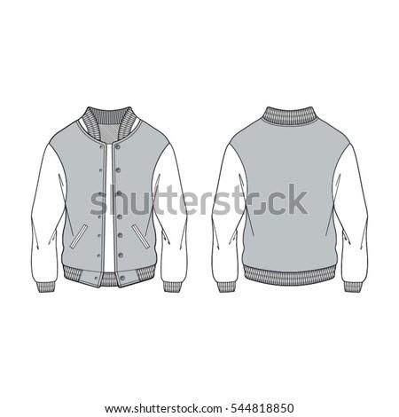 women-sport-varsity-jacket-template-450w-544818850 Varsity Letterman Jacket Template Vector on varsity jackets with k, western wear jackets, richmond blue devils varsity jackets, custom embroidered jackets, high school letter jackets, varsity windbreaker jackets, jostens letter jackets, university letter jackets, varsity jackets for women, boise state varsity jackets, leather jackets, varsity jackets for girls, ucla men's jackets, varsity jacket emblems, varsity patches, letterman's jackets, high school bomber jackets, varsity high school jackets, custom varsity jackets, varsity jackets forever 21,