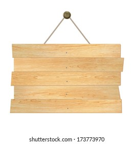 Wood Board, With Gradient Mesh, Vector Illustration