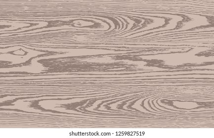 Wood texture. Dry wooden overlay texture. Design background. Vector illustration.