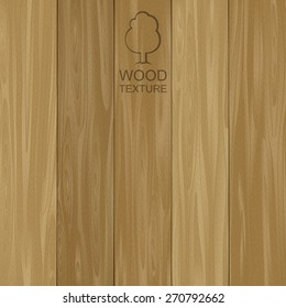 Wood texture. Realistic background