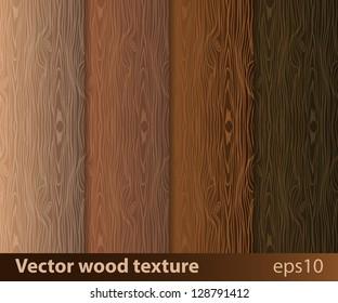 Wood texture vector background