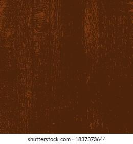 Wooden background, wood texture vector illustration