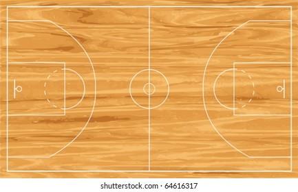 Basketball Court Wood Images Stock Photos Vectors Shutterstock