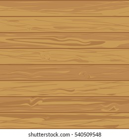 Wooden board of brown