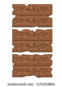 Wooden Board signboard