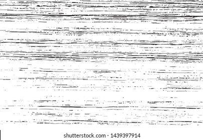 Wooden planks overlay texture. Shabby chic background. Easy to edit vector wood texture backdrop. Grunge Vector Illustration. Texture effect. Black isolated on white background. EPS10.