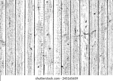 Wooden Planks overlay texture for your design. EPS10 vector.