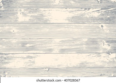 Wooden planks overlay texture for your design. Shabby chic background. Easy to edit vector wood texture backdrop.