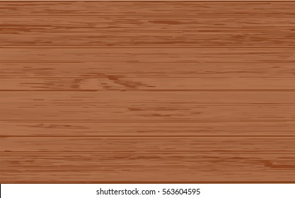 wooden surface, material for the creation wallpaper, wall, or floor. vector.