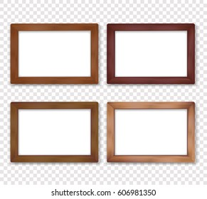 Old Wooden Picture Frame Images Stock Photos Vectors Shutterstock