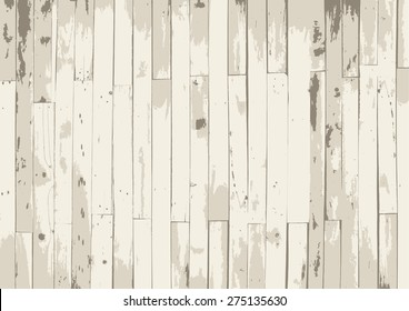 wooden wall texture background vector