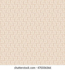 Wool fabric texture. Abstract vector.