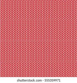 Wool pattern.Knitted pattern. Seamless knitted pattern.