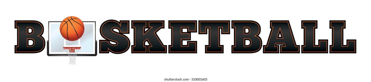 word basketball 画像 写真素材 ベクター画像 shutterstock