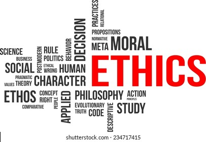 another word for moral code