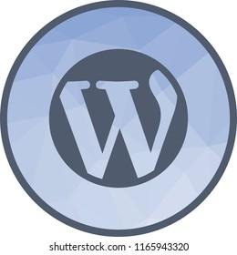 Wordpress, website, page