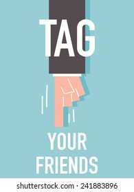 Words TAG YOUR FRIENDS